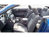 2006 Ford Mustang GT Deluxe Convertible Front Seat