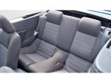 2006 Ford Mustang GT Deluxe Convertible Rear Seat