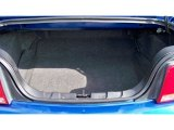 2006 Ford Mustang GT Deluxe Convertible Trunk