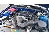2006 Ford Mustang GT Deluxe Convertible 4.6 Liter SOHC 24-Valve VVT V8 Engine