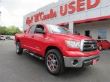 2011 Radiant Red Toyota Tundra TRD Double Cab 4x4 #86354072