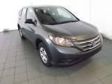 2013 Polished Metal Metallic Honda CR-V LX #86353974