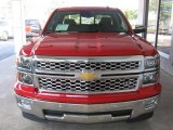 Victory Red Chevrolet Silverado 1500 in 2014