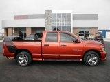 2005 Go ManGo! Dodge Ram 1500 SLT Daytona Quad Cab #86354497