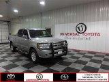 2005 Silver Sky Metallic Toyota Tundra SR5 Double Cab #86354054