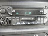 2003 Dodge Ram 1500 SLT Regular Cab 4x4 Audio System