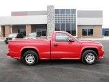 2004 Flame Red Dodge Dakota Stampede Club Cab #86354493
