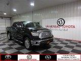 2012 Black Toyota Tundra Limited CrewMax 4x4 #86354047