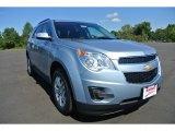 2014 Silver Topaz Metallic Chevrolet Equinox LT #86354391
