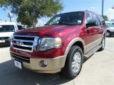 2014 Ruby Red Ford Expedition XLT #86354038