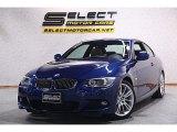2011 Le Mans Blue Metallic BMW 3 Series 335i Coupe #86354105