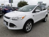 2014 Oxford White Ford Escape SE 1.6L EcoBoost #86354034