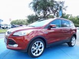 2014 Sunset Ford Escape Titanium 1.6L EcoBoost #86354095