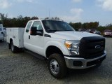 2013 Ford F350 Super Duty XL SuperCab 4x4 Utility Truck Data, Info and Specs