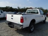 2014 Ford F350 Super Duty XL SuperCab 4x4 Data, Info and Specs