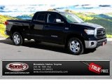 2011 Black Toyota Tundra Double Cab 4x4 #86353931