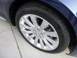 Lincoln MKS 2012 Wheels and Tires
