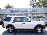 2003 Silver Birch Metallic Ford Explorer XLS #86354266