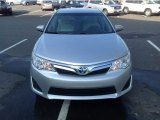 2013 Classic Silver Metallic Toyota Camry Hybrid LE #86401813