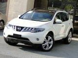 2010 Glacier White Pearl Nissan Murano LE AWD #86401614