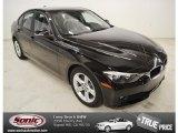 2014 Jet Black BMW 3 Series 328d Sedan #86401710