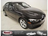 2014 Jet Black BMW 3 Series 320i Sedan #86401707