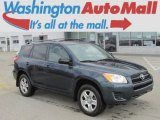 2010 Black Forest Pearl Toyota RAV4 I4 4WD #86401415