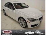 2014 Alpine White BMW 3 Series 335i Sedan #86401702