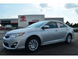 2013 Classic Silver Metallic Toyota Camry LE #86401504