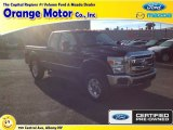 2012 Black Ford F250 Super Duty XLT SuperCab 4x4 #86401609