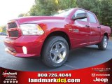 2014 Deep Cherry Red Crystal Pearl Ram 1500 Express Crew Cab #86401499