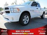 2014 Bright White Ram 1500 Express Quad Cab 4x4 #86401498