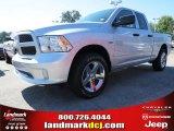 2014 Bright Silver Metallic Ram 1500 Express Quad Cab #86401493