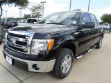 2013 Kodiak Brown Metallic Ford F150 XLT SuperCrew #86401309