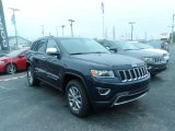2014 True Blue Pearl Jeep Grand Cherokee Limited 4x4 #86401983