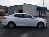 2013 Snow White Pearl Kia Optima LX #86401398