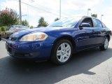 2006 Laser Blue Metallic Chevrolet Impala LTZ #86401882