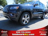 2014 Maximum Steel Metallic Jeep Grand Cherokee Limited #86401482
