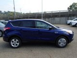 2014 Deep Impact Blue Ford Escape SE 1.6L EcoBoost 4WD #86401395
