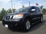 2012 Galaxy Black Nissan Armada Platinum 4WD #86401879