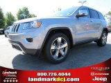 2014 Billet Silver Metallic Jeep Grand Cherokee Limited #86401478