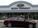 2012 Bordeaux Reserve Metallic Ford Fusion SEL V6 #86401596