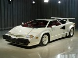 Lamborghini Countach Colors