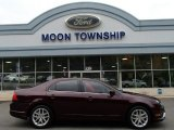 2012 Bordeaux Reserve Metallic Ford Fusion SEL #86401595