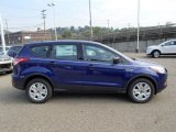 2014 Deep Impact Blue Ford Escape S #86401391