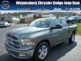 2011 Mineral Gray Metallic Dodge Ram 1500 Big Horn Quad Cab 4x4 #86401667