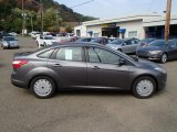 2014 Sterling Gray Ford Focus SE Sedan #86401384
