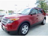 2014 Ruby Red Ford Explorer FWD #86401372