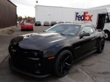 2014 Black Chevrolet Camaro ZL1 Coupe #86401570