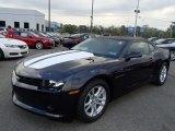 2014 Blue Ray Metallic Chevrolet Camaro LS Coupe #86401569